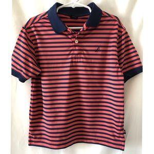 Nautical boys shirt size M 5/6